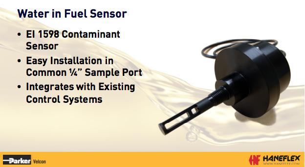 Velcon Fuel Sensor